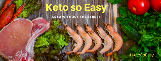 I've started a lazy keto blog