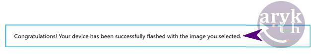 flash unbrick upgrade windows phone with WPID Tool -Setp 13