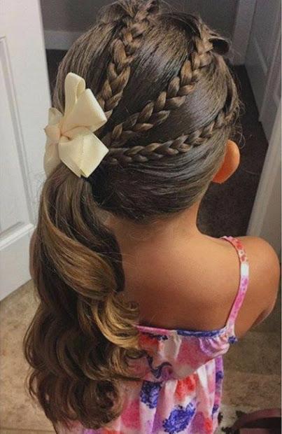 los peinados mas bonitos sencillos