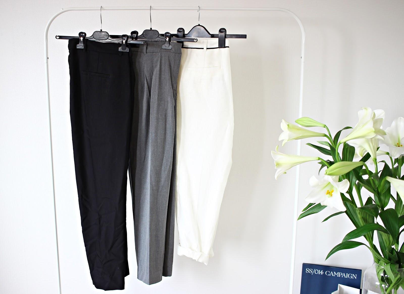 Essentials spring summer wardrobe essentials style and for Minimalist essentials