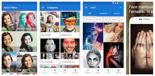 تطبيق Photo Lab أفضل تطبيق أندرويد بديل لبرنامج الفوتوشوب - تأثيرات خرافية حقا !