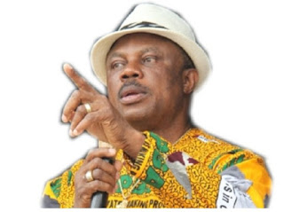 News: 'You are a sad irony of your father'- Obiano blasts Ojukwu Jr.