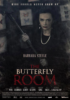 The Butterfly Room, el regreso de la mítica Barbara Steele