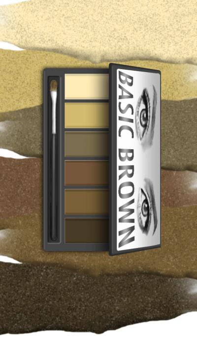 COSMETICS Eye Shadow Palette #02