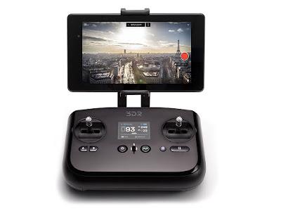 Spesifikasi 3DR Solo Drone - OmahDrones