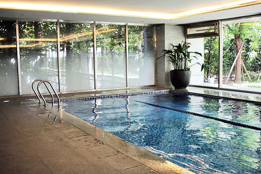 pool wellness taipei