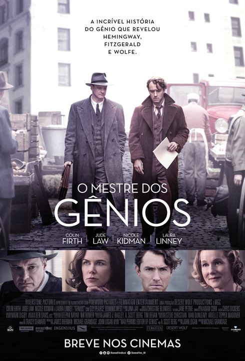 O Mestre dos Gênios Torrent – BluRay 720p e 1080p Dual Áudio