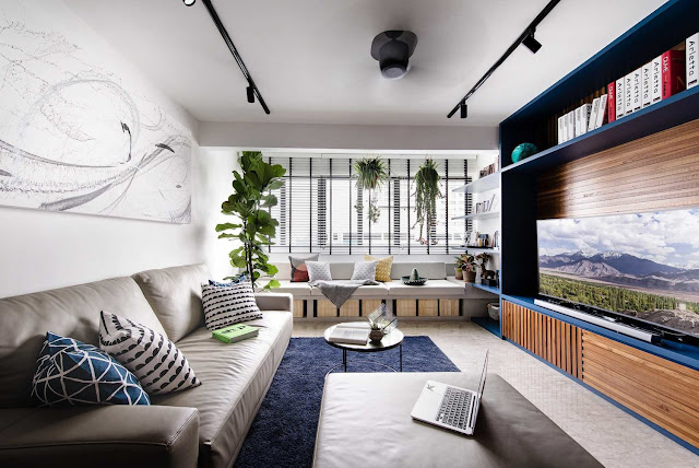 Dekorasi Cantik untuk Melengkapi Desain Interior Ruang Tamu Anda