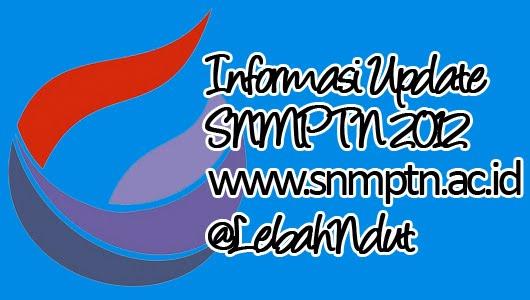 Tutorial Pengisian Form Pendaftaran SNMPTN 2012 Jalur Ujian Tertulis
