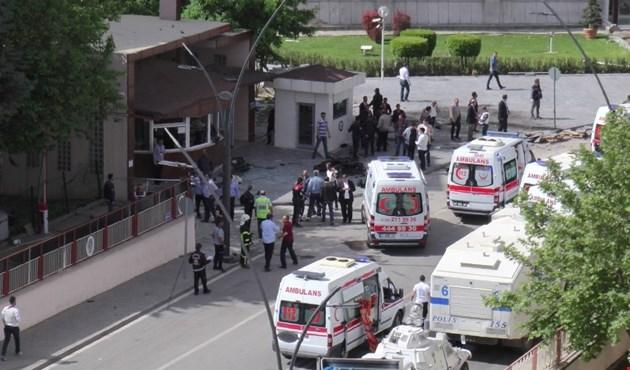 أخبار تركيا: إطلاق نار أمام مركز شرطة في مدينة غازي عنتاب