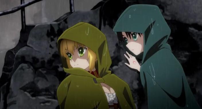 Fate/Extra Last Encore – Episódio 08