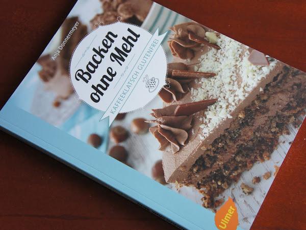 """Buchvorstellung: """"Backen ohne Mehl: Kaffeeklatsch glutenfrei"""""""