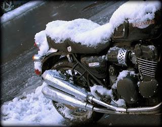 Calefacción asiento moto