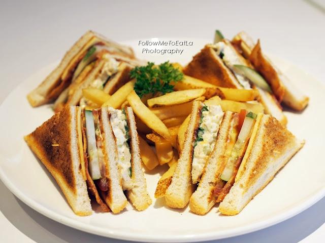 Club Sandwich RM 19.90