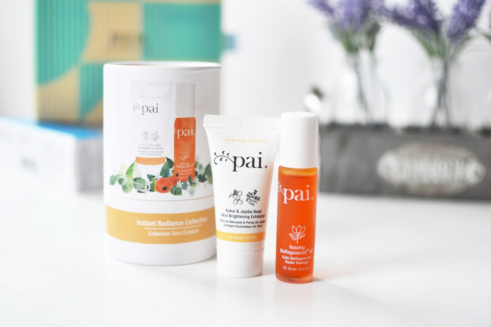 Pai Skincare Instant Radiance Collection