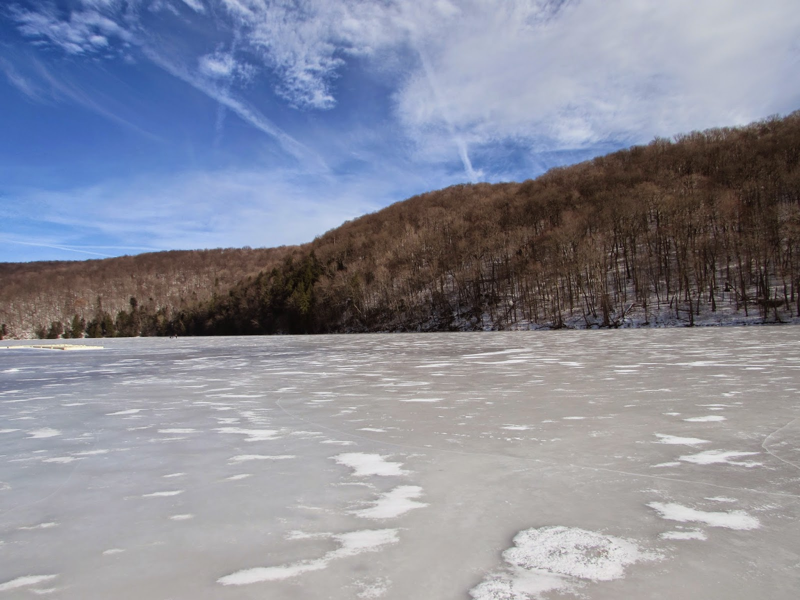 Winter Drive Part 2 Trenthouse Inn And Laurel Hill State Park