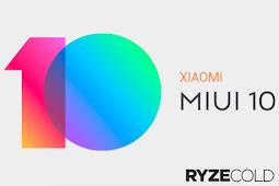[NEWS] Perangkat Xiaomi yang mendapatkan MIUI 10