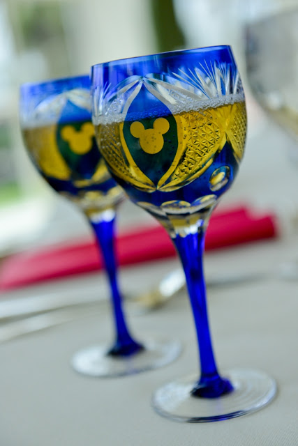 Walt Disney World Wedding - Mickey Chalices