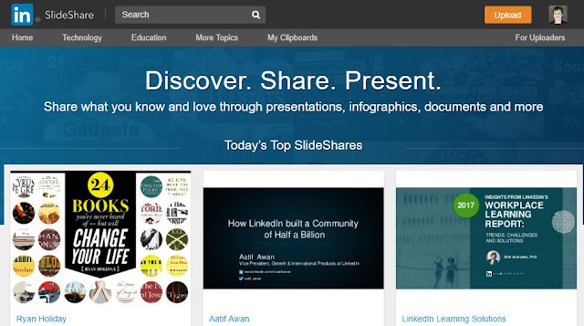 SlideShare program