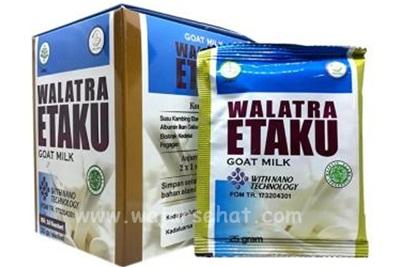 Khasiat dan Manfaat Susu Kambing Etaku