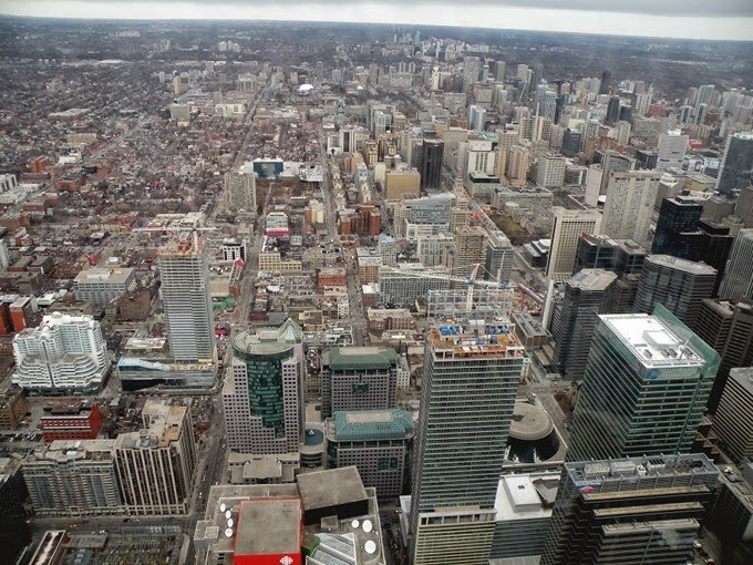 The Wayfarer - CN Tower - Toronto