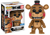 Funko Pop! Toy Freddy Walmart