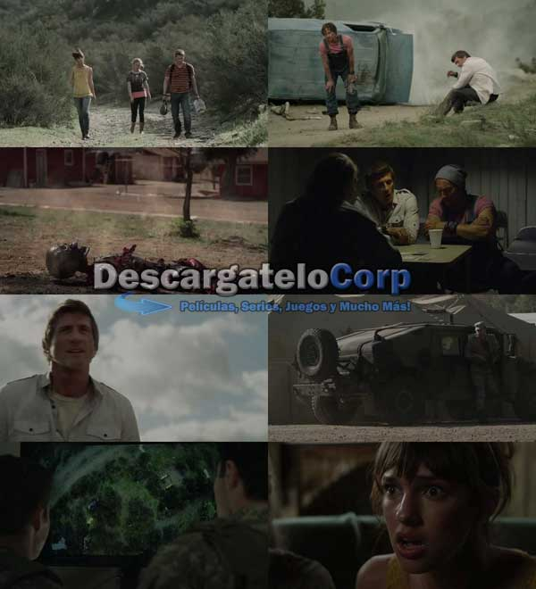 Fuera de Orbita DVDRip Latino