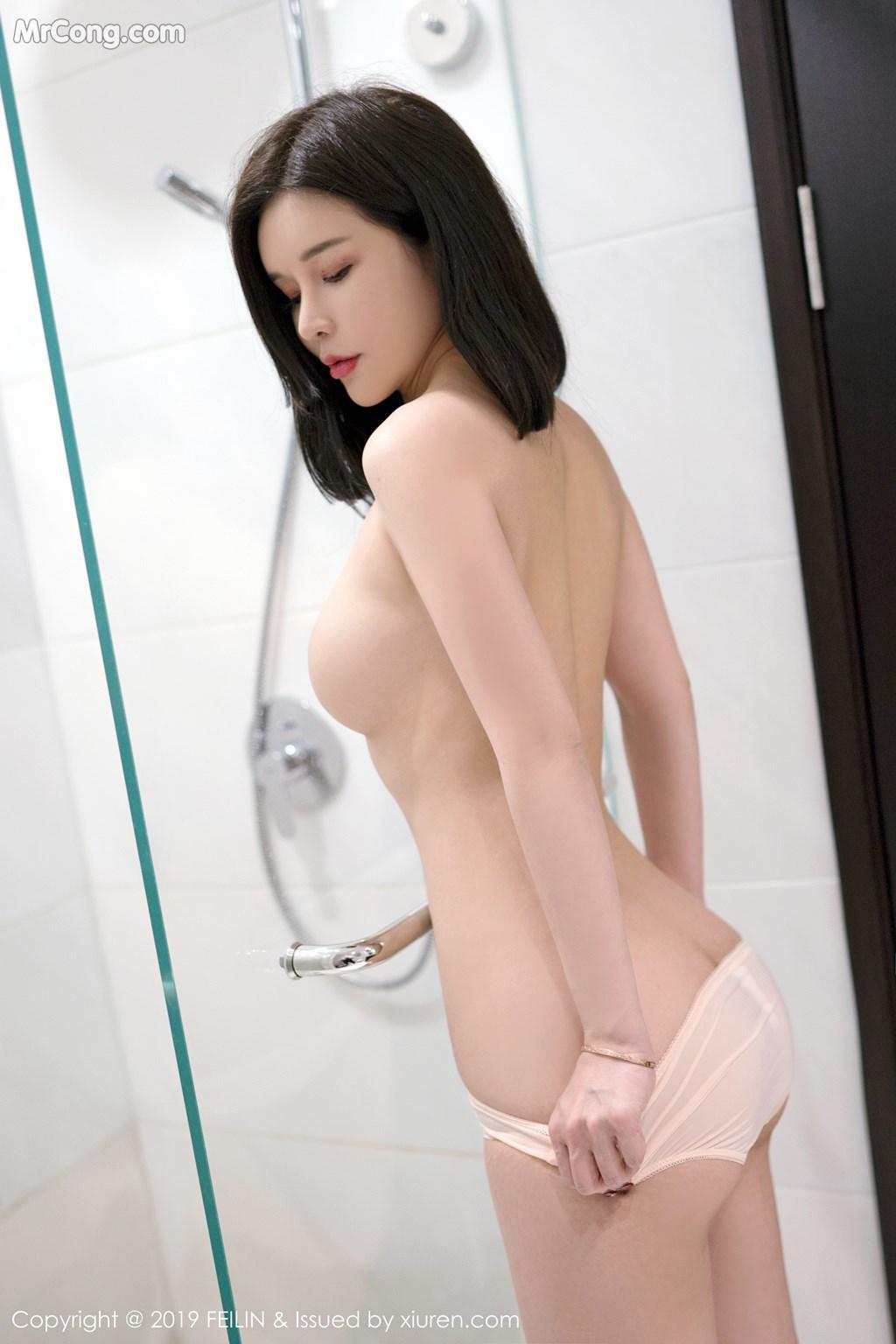 Image FEILIN-Vol.184-Zhang-Yu-Meng-MrCong.com-005 in post FEILIN Vol.184: Zhang Yu Meng (张雨萌) (41 ảnh)