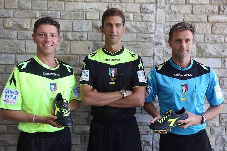 99b9b9f1869 Serie A 2015-2016 Referee Kits Released - Footy Headlines