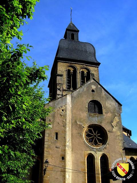 GORZE (57) - Eglise Saint-Etienne (Extérieur)
