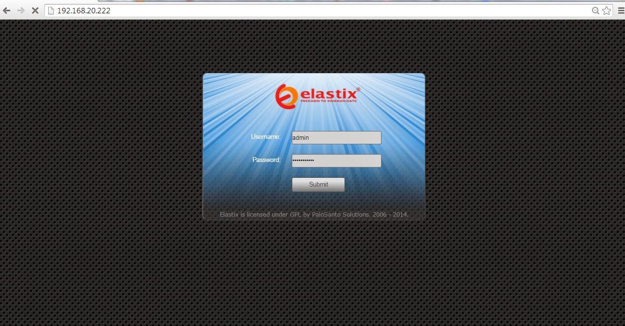 IP-PBX : HOW TO Create SIP extension on Elastix