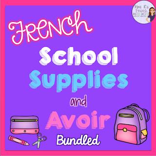 Frenchschoolsuppliesunitschoolandavoir