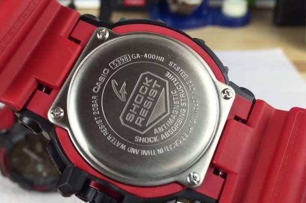 Arti kode jam tangan Casio G-Shock
