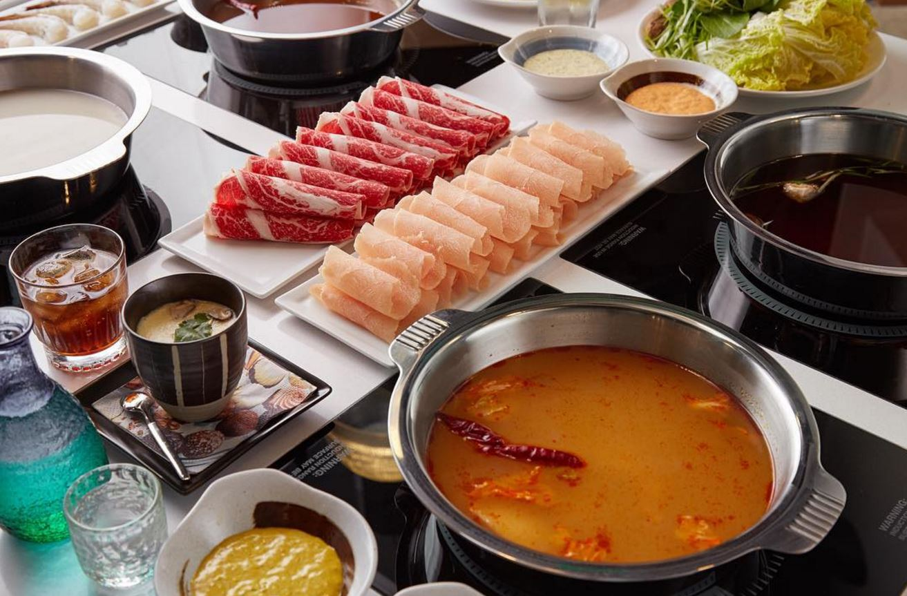 Mar. 25 | Bogo Free Deals For Grand Opening Of Hai Di Lao Shabu - Brea Mall