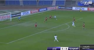 اهداف مباراة  السعودية وايران 6-5 بتاريخ 27-10-2016 كأس آسيا تحت 19 سنة