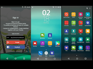 MX ROM V 8.5.0 for Z1 Compact 5.1.1 [Best Battery] [X Feature] [LB/UB]