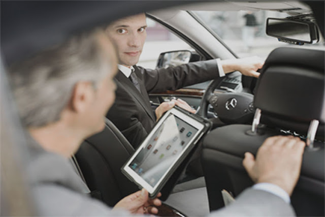 taxi app paris