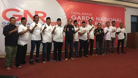 Relawan Segera Laporkan Ibu-ibu Sosialisasi 'Jokowi Menang Kawin Sejenis Sah'