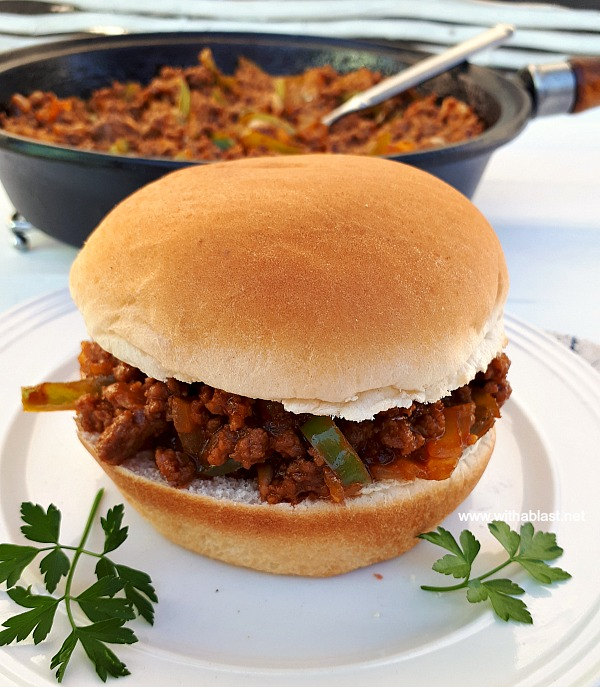 Absolutely mouthwatering ! Best BBQ Beef filling for buns ever ! Ready in 20 - 25 minutes