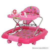 Baby Walker Family F2038L Rocker dan Roller Toy