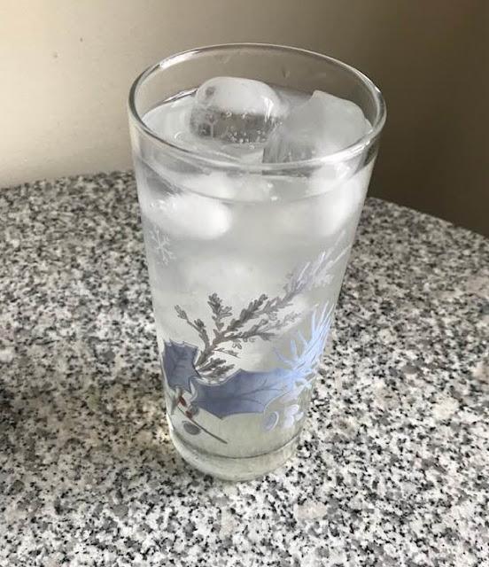 Homemade Lemonade made with fresh lemons