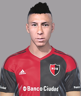 PES 2018 Faces B. Sarmiento by Facemaker SeanFede