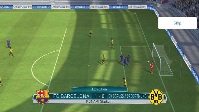 Image result for DOWNLOAD PRO EVOLUTION SOCCER 2017 V0.9.1 APK+DATA