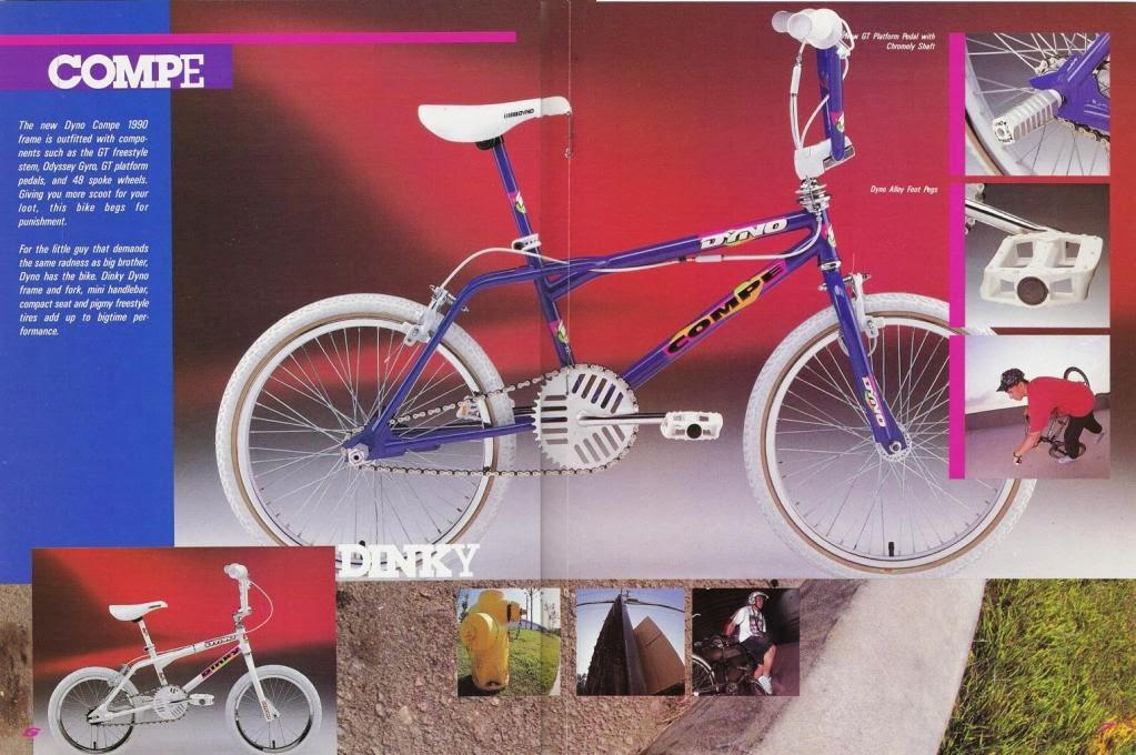 Whistle Bike Restoration Collective 1990 Dyno Compe