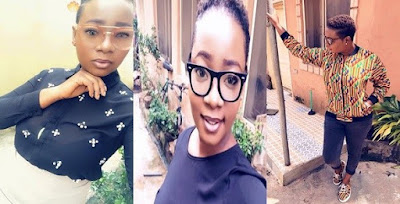This lady received N10k from a stranger monthly throughout her NYSC days