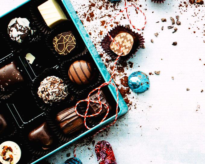 簡易手工巧克力製作教學