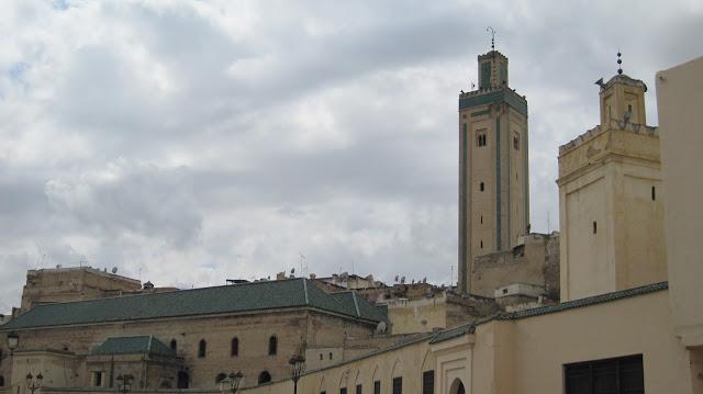 Mezquita andalusí de Fez