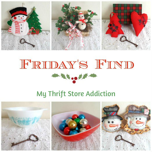 Friday's Find: Last Minute Gifts mythriftstoreaddiction.blogspot.com Available on Etsy: Thrift Store Addiction