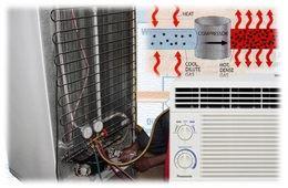 أساسيات التبريد وتكييف الهواء - Basics of RAC