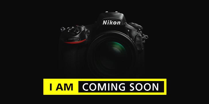 Nikon в 2017 году